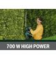BOSCH Elektro-Heckenschere »AHS 70-34«, 700W, Schnittlänge: 68 cm-Thumbnail