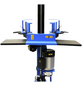 GÜDE Elektro-Holzspalter »GHS 500/6TE«, Spaltdruck: 6 t, Spaltdurchmesser: 30 mm-Thumbnail