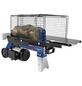 SCHEPPACH Elektro-Holzspalter »HL460«, 1500 W, Spaltdruck: 4 t, Spaltdurchmesser: 250 mm-Thumbnail