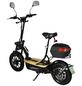 DIDI THURAU Elektrofaltroller »Eco Tourer Safety«, max. 20 km/h, Reichweite: 25 km, schwarz-Thumbnail