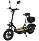 DIDI THURAU Elektrofaltroller »Eco Tourer Safety Plus«, max. 20 km/h, Reichweite: 45 km, schwarz-Thumbnail