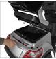 DIDI THURAU Elektromobil »Bologna«, max. 25 km/h, Reichweite: 50 km, silberfarben-Thumbnail