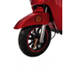 GREENSTREET Elektromobil »E-Mover«, max. 20 km/h, Reichweite: 50 km, weinrot-Thumbnail