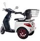 GREENSTREET Elektromobil »E-Mover«, max. 25 km/h, Reichweite: 60 km, weiß-Thumbnail