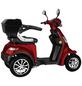 DIDI THURAU Elektromobil »Palermo«, max. 25 km/h, Reichweite: 50 km, rot-Thumbnail