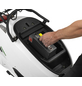 GREENSTREET Elektroroller, 45 km/h (max.), weiß - rot-Thumbnail
