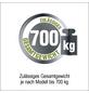 DIDI THURAU Elektroroller »elizzy«, 45 km/h (max.), schwarz-Thumbnail