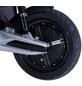 GT UNION Elektroroller »eStriker«, 45 km/h (max.), schwarz - orange-Thumbnail