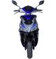 GT UNION Elektroroller »eStriker«, max. 45 km/h, Reichweite: 70 km, blau/schwarz-Thumbnail