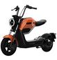 DIDI THURAU Elektroroller »Max«, 45 km/h (max.), orange - schwarz-Thumbnail