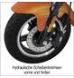 DIDI THURAU Elektroroller »Max«, max. 45 km/h, Reichweite: 45 km, orange/schwarz-Thumbnail