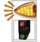 DIDI THURAU Elektroroller »Safety Plus«, 20 km/h (max.), schwarz-Thumbnail