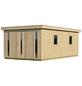 GARTENPRO Elementhaus »Nordic Plus«, B x T: 597 x 391 cm-Thumbnail