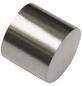 GARDINIA Endkappe, Chicago, Kappe, 20 mm, 2 Stück, Silber-Thumbnail