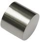 GARDINIA Endkappe, Memphis, Kappe, 16 mm, 2 Stück, Silber-Thumbnail