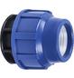 """CORNAT Endkappe, Polypropylen (PP), 3/4"""", blau/schwarz-Thumbnail"""