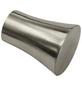 GARDINIA Endknopf, Ally, Konus, 19 mm, 2 Stück, Silber-Thumbnail