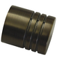 GARDINIA Endknopf, Chicago, Zylinder, 20 mm, 2 Stück, Bronze-Thumbnail