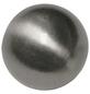 GARDINIA Endknopf, Memphis, Kugel, 16 mm, 2 Stück, Silber-Thumbnail