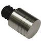 GARDINIA Endknopf, New York, Zylinder, 12 mm, Silber-Thumbnail