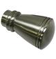 GARDINIA Endknopf Siro, Chicago, Rund, 20 mm, 2 Stück, Silber-Thumbnail