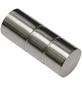 GARDINIA Endknopf, Windsor, Zylinder, 25 mm, 2 Stück, Silber-Thumbnail