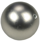 LIEDECO Endstück, Bologna, Kugel, 16 mm, 2 Stück, Silber-Thumbnail