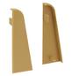 FN NEUHOFER HOLZ Endstück »FU060L«, (2 Stk.) aus Kunststoff, für Profilleisten-Thumbnail