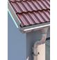 SAREI Endstück, halbrund, Nennweite: 125 mm, Aluminium-Thumbnail