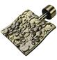 LIEDECO Endstück Johnny, Blues, Flach, eckig, 20 mm, Bronze-Thumbnail
