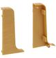 FN NEUHOFER HOLZ Endstück »KU50«, (2 Stk.) aus Kunststoff, für Sockelleisten-Thumbnail