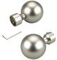 LIEDECO Endstück, Kugel, 16 mm, 2 Stück, Silber-Thumbnail