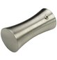 LIEDECO Endstück Nizza, France, Zylinderförmig, 20 mm, Silber-Thumbnail