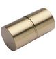 LIEDECO Endstück, Zylinder, 20 mm, Edelstahl-Thumbnail