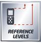 EINHELL Entfernungsmesser »TC-LD 25«, rot/schwarz-Thumbnail