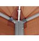GRASEKAMP Ersatzdach, BxHxT: 300 x 19 x 300 cm, terrakottafarben, Polyester-Thumbnail