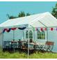 SIENA GARDEN Ersatzdach für Pavillon, BxHxT: 595 x 265 x 295 cm, weiß, Polyethylen (PE)-Thumbnail