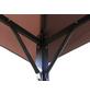 GRASEKAMP Ersatzdach »Nizza«, BxT: 300 x 400cm, taupe, Polyester-Thumbnail