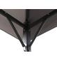 GRASEKAMP Ersatzdach »Nizza«, BxT: 400 x 400cm, grau, Polyester-Thumbnail