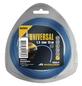 UNIVERSAL Ersatzfadenspule, Nylon, blau-Thumbnail