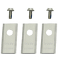 MR. GARDENER Ersatzmesser, Metall, silberfarben-Thumbnail