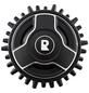 ROBOMOW Ersatzrad »Robomow«, schwarz-Thumbnail