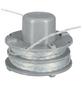 MR. GARDENER Fadenspule, Kunststoff/nylon, grau/transparent-Thumbnail