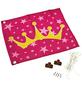 AKUBI Fahne, BxHxL: 10 x 0,5 x 10 cm, pink-Thumbnail