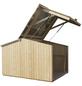 MR. GARDENER Fahrradbox »Bike-Box«, BxTxH: 150cm x 200cm x 135cm-Thumbnail