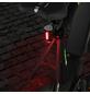 FISCHER FAHRRAEDER Fahrradrücklicht , TWIN, Akku, LED, mit zusätzlicher Bodenleuchte-Thumbnail
