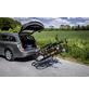 EUFAB Fahrradträger, BxHxT: 115 x 67 x 74 cm, Kunststoff/Stahl/Aluminium-Thumbnail