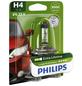 PHILIPS Fahrzeugscheinwerferlampe »LongLife Ecovision«, H1, 55 W-Thumbnail