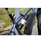 FISCHER FAHRRAEDER Faltschloss, Länge 85 cm, Schwarz, Sicherheitsstufe 8, mit Halter-Thumbnail