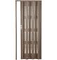 FORTE Falttür »Elvira«, Dekor: Eiche, Lamellenfenster: 4, Höhe: 202 cm-Thumbnail